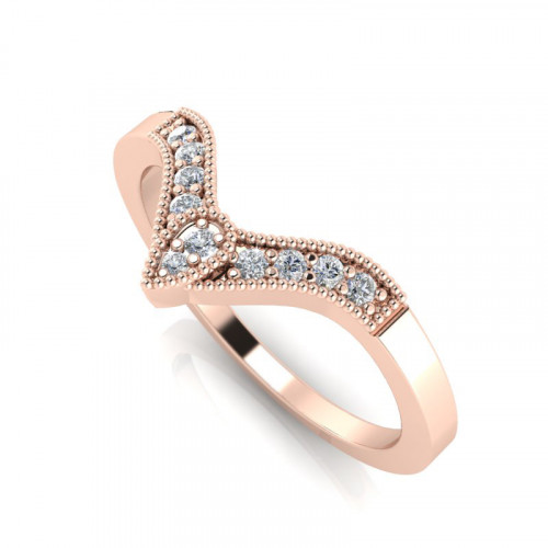 Tear Shape Ring